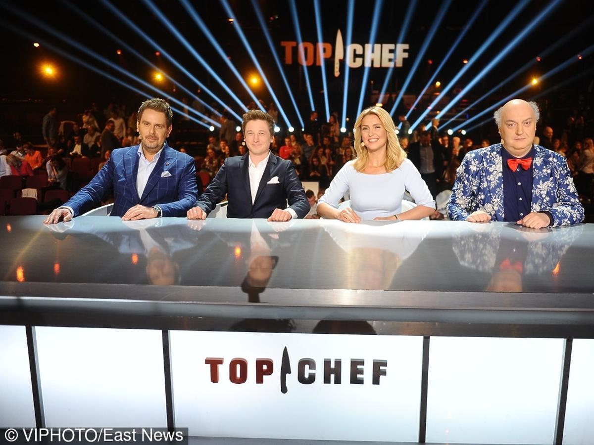 Ewa Wachowicz w finale programu Top Chef
