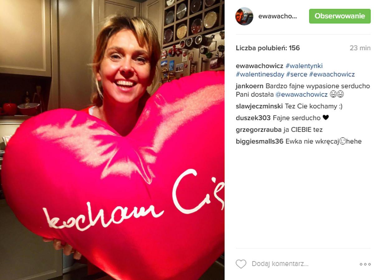 Ewa Wachowicz - Walentynki 2017