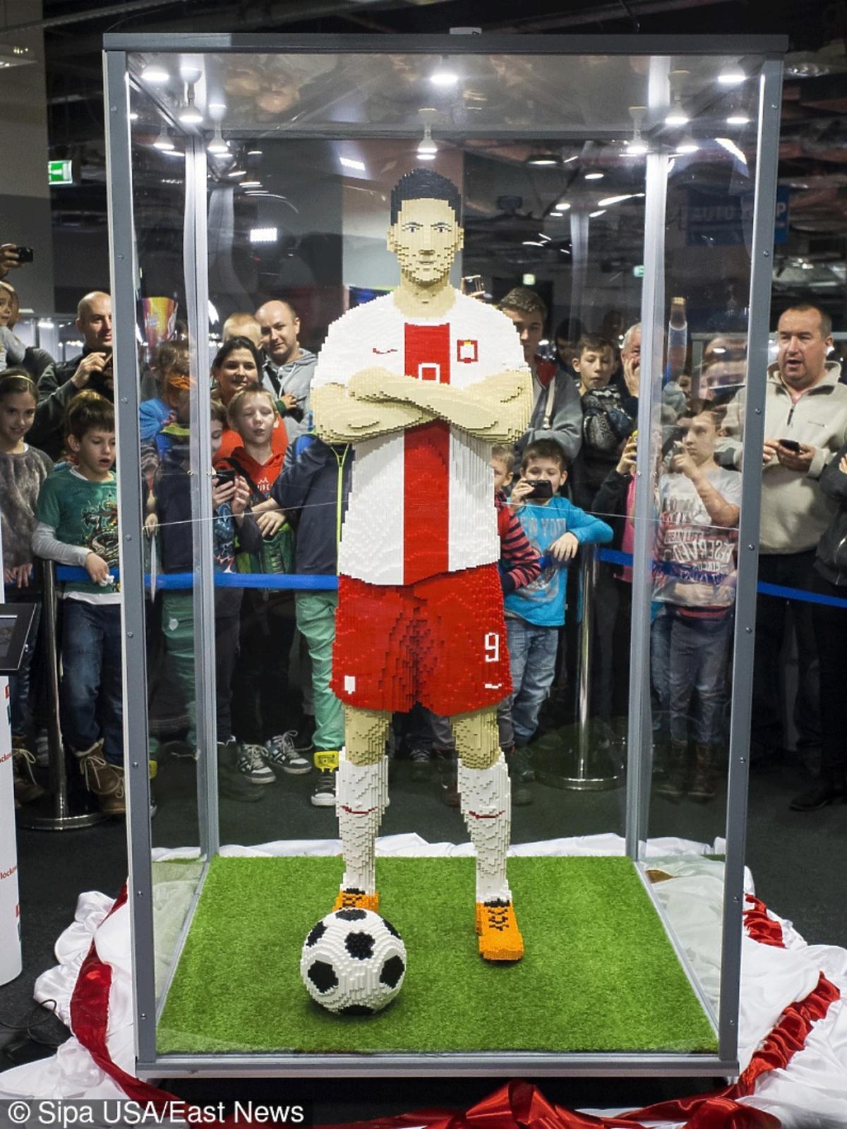 Fani Lewandowskiego na Stadionie Narodowym