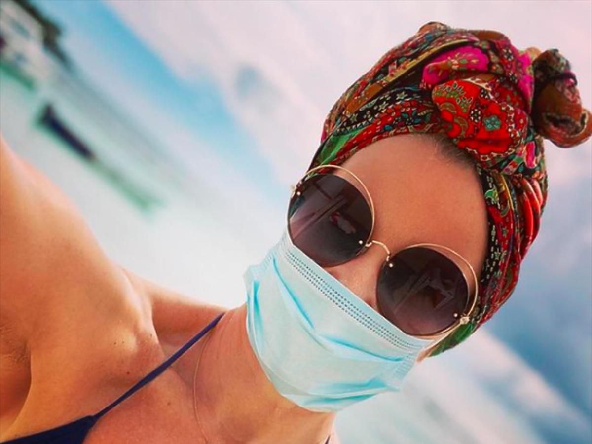 Fani ostro hejtują Małgorzatę Kożuchowską za zagraniczne wakacje. Gwiazda odpowiedziała