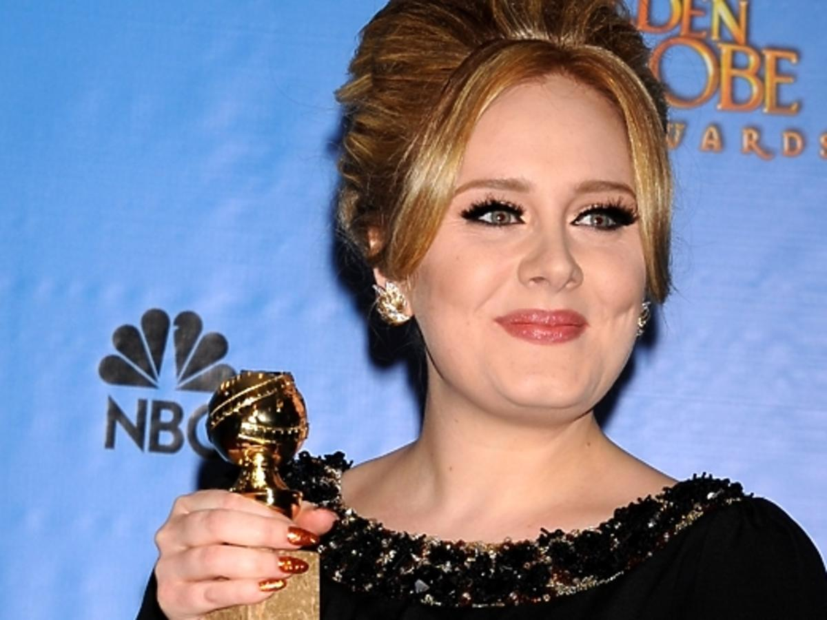 Figura woskowa Adele w Nowym Jorku