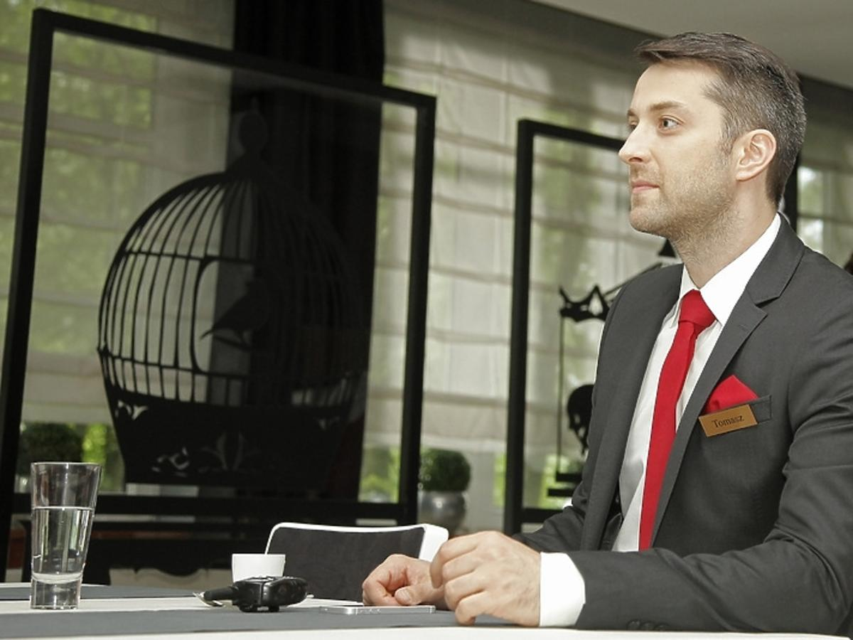 Filib Bobek na planie serialu