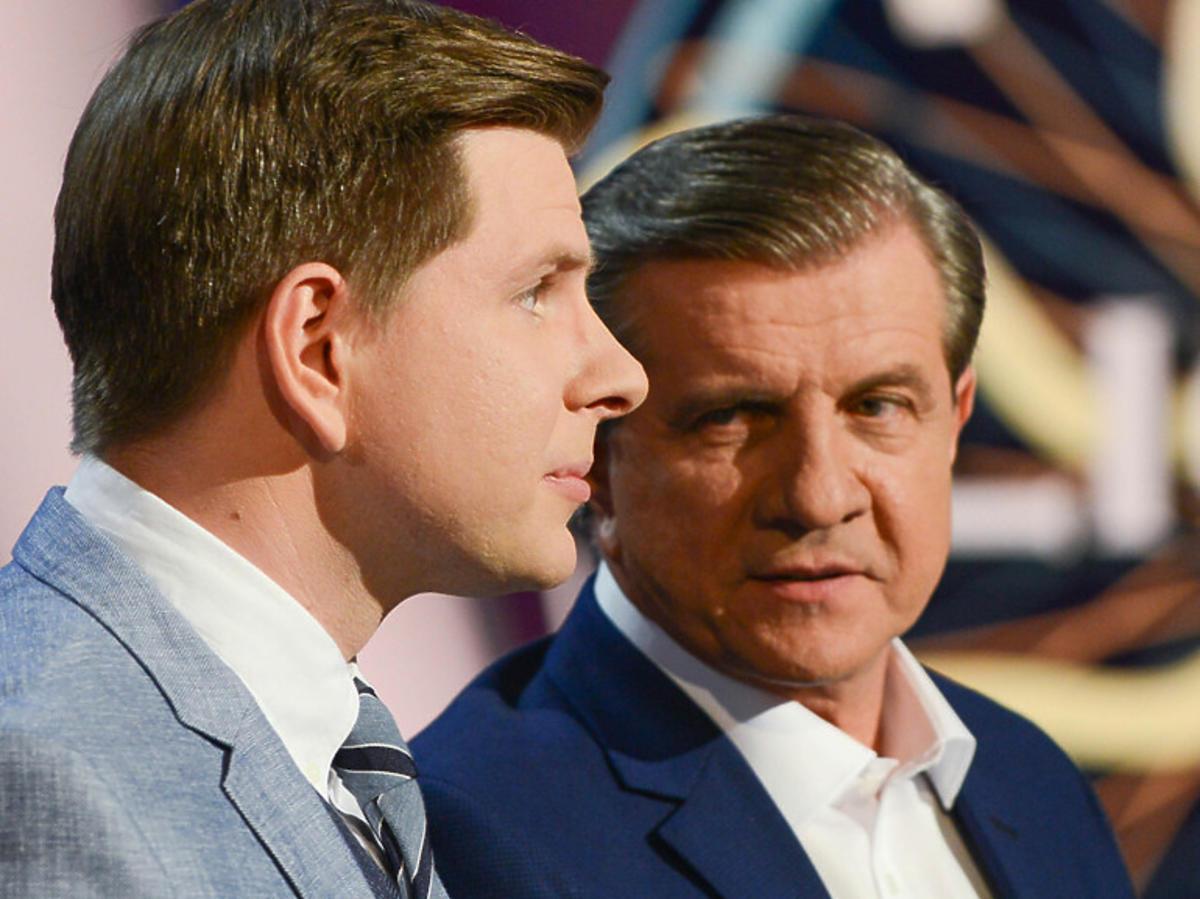 Filip Chajzer martwi się o ojca