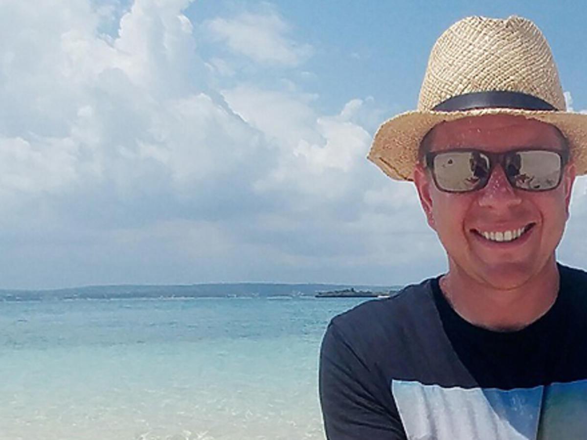 Filip Chajzer na Zanzibarze