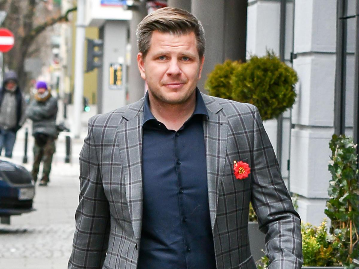 Filip Chajzer wychodzi z DDTVN