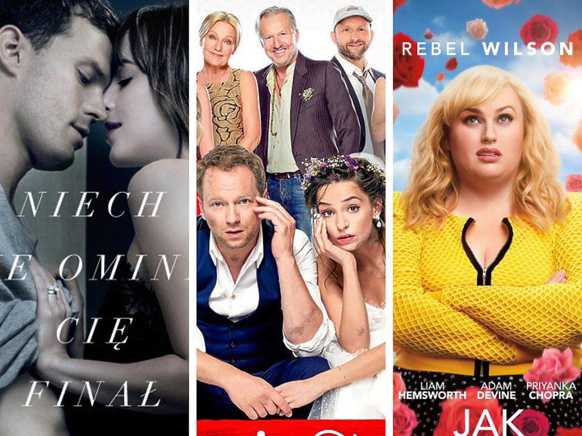 Filmy na Netflix idealne na Walentynki