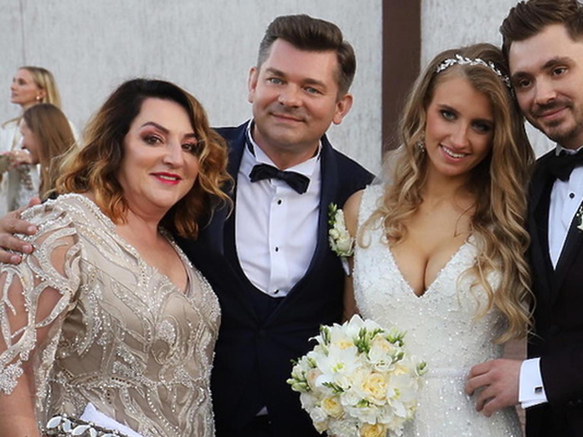 Filmy z wesela syna Zenka Martyniuka