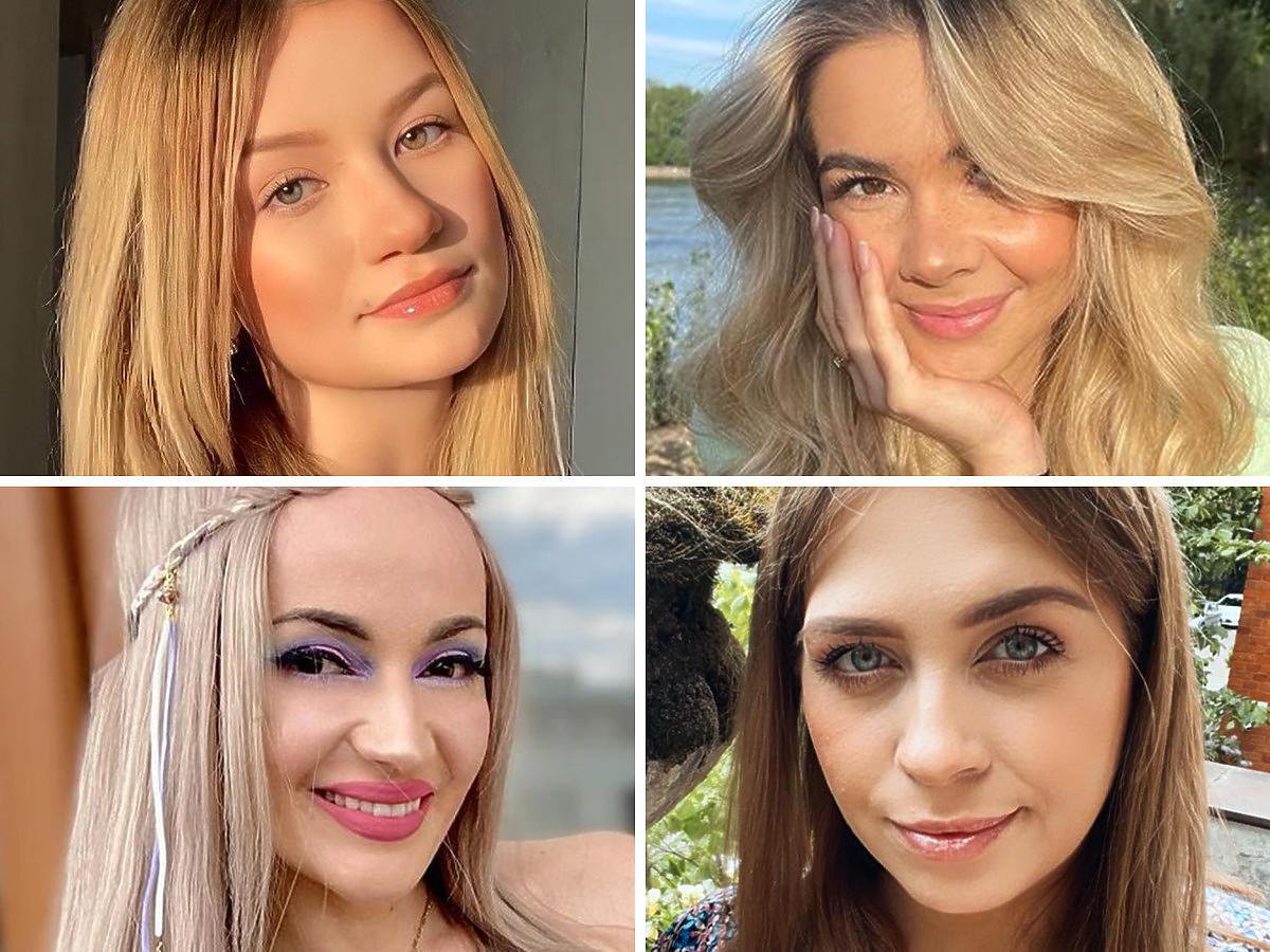 Finał głosowania na TikTokGwiazdę Party 2021 - Oliwia Kreja, Karolina Kreja, KameleMona, Kinga Sawczuk