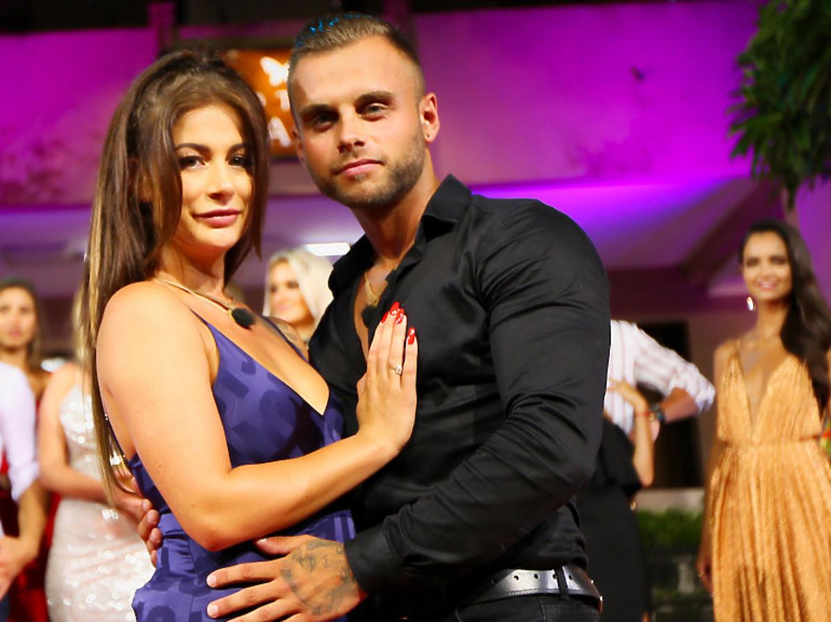 "Finał ""Hotelu Paradise"" - Chris i Marietta z Klaudią El Dursi"