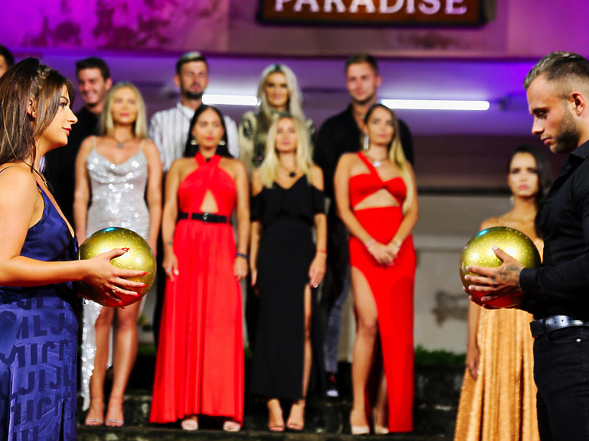 "Finał ""Hotelu Paradise"" - uczestnicy"