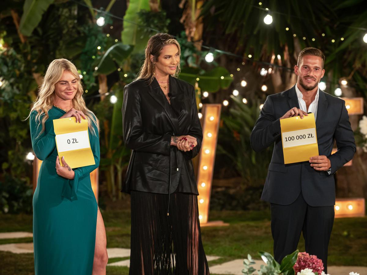 Finał Love Island 4: Magda i Wiktor wygrali program