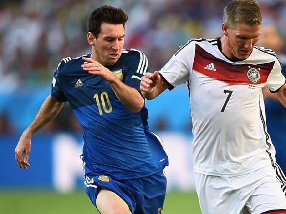 Finał mistrzostw świata w piłce nożnej