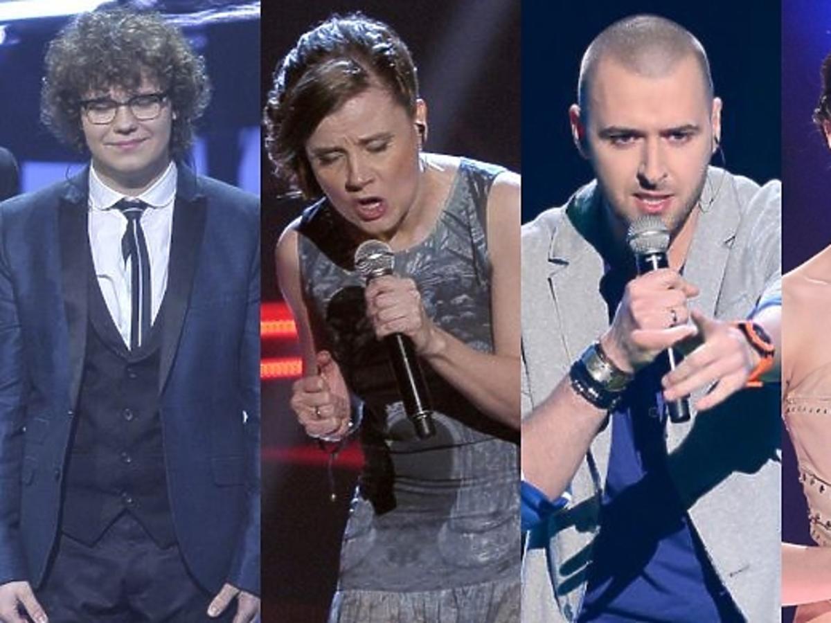Finał The Voice i półfinał X-Factor