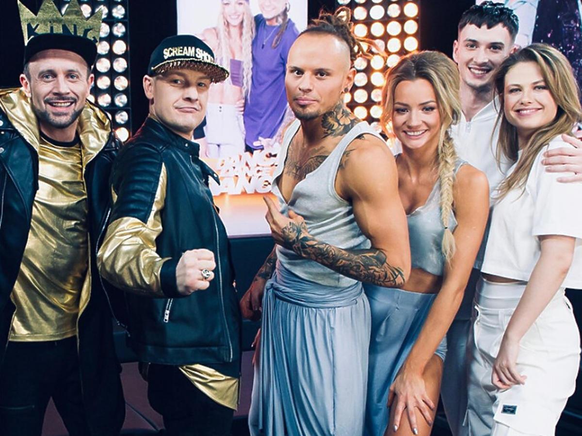 "Finaliści 2.edycji ""Dance Dance Dance"""