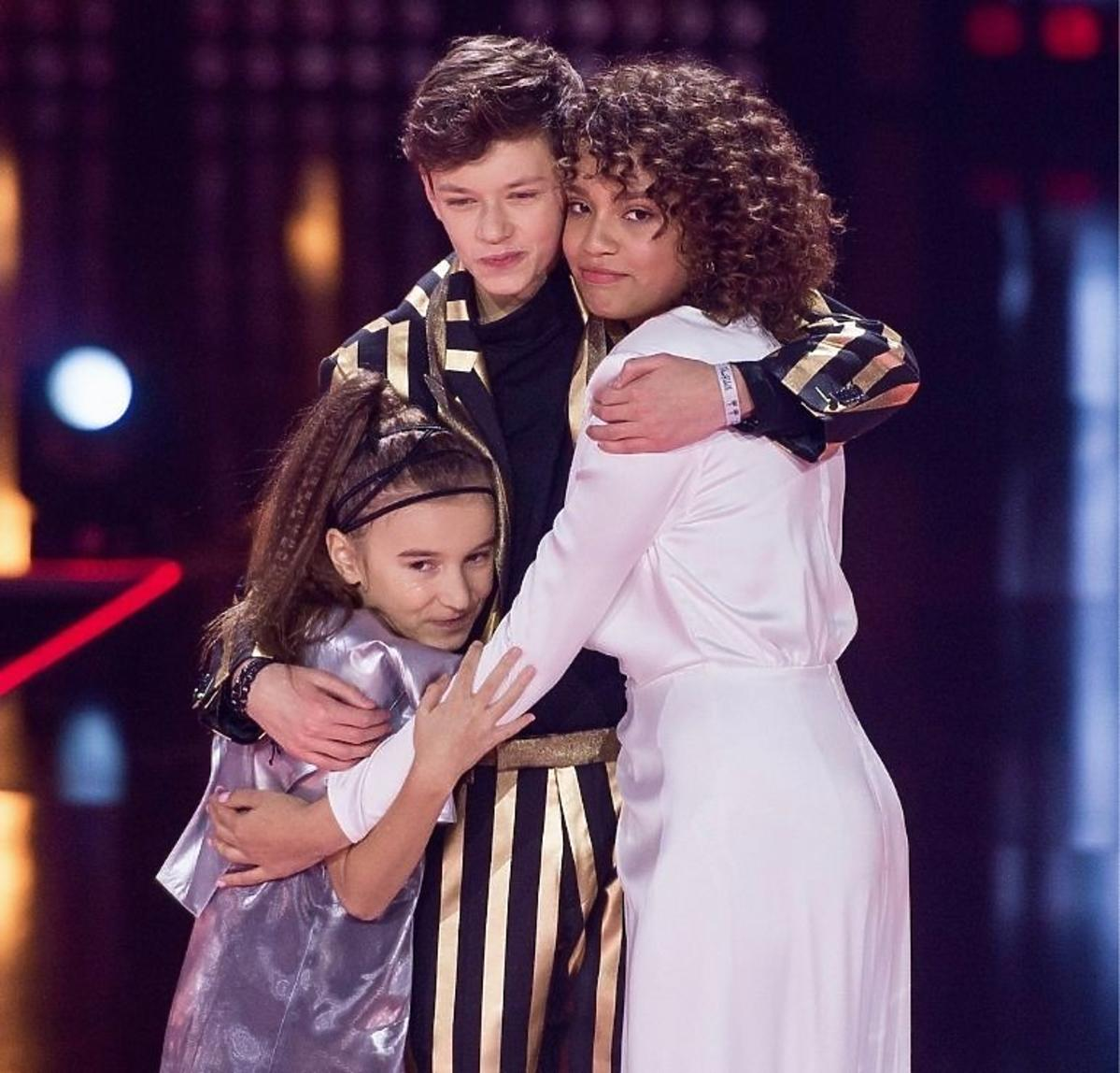 Finaliści 4. edycji The Voice Kids