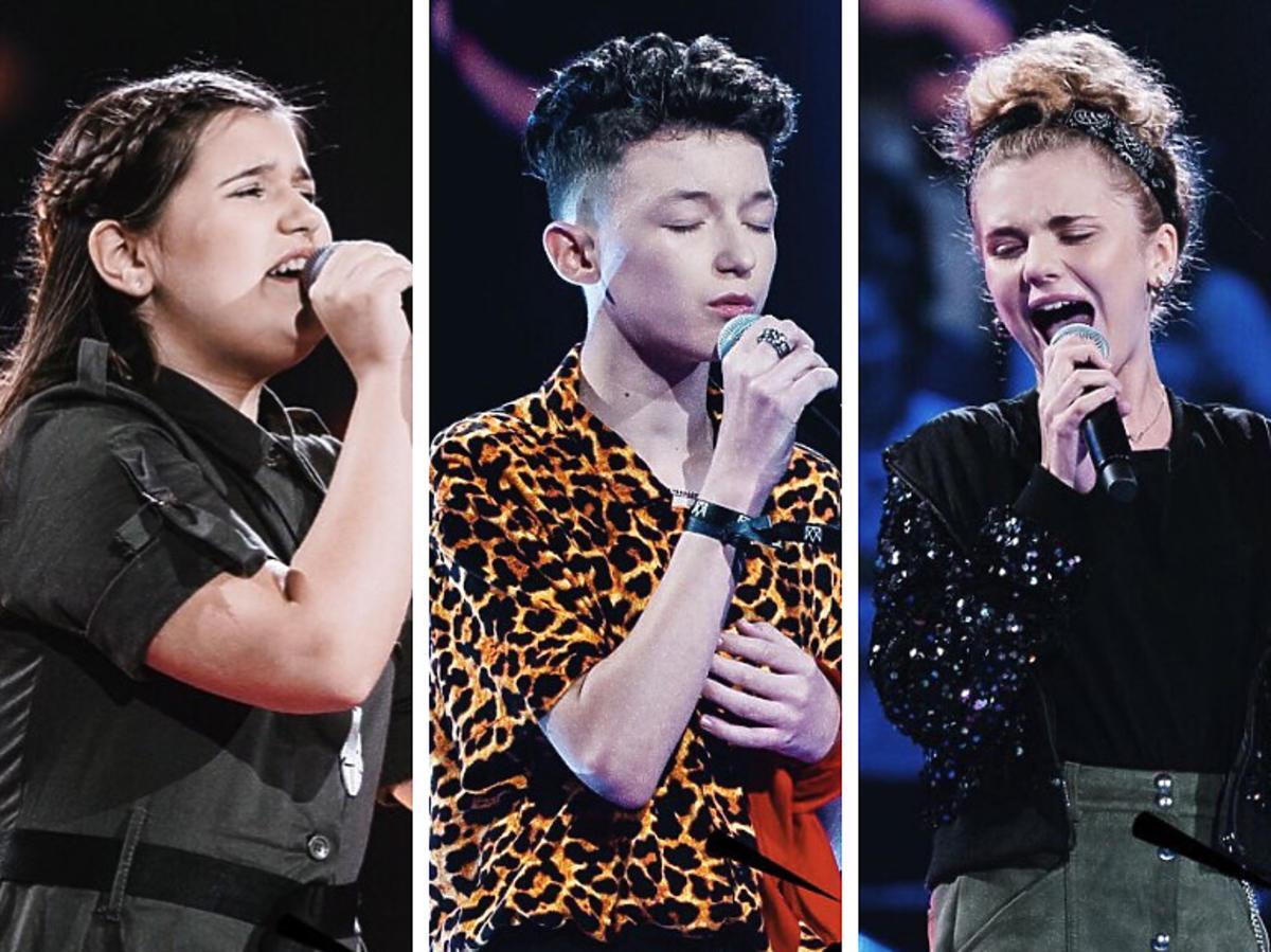 "Finaliści ""The Voice Kids 3"""