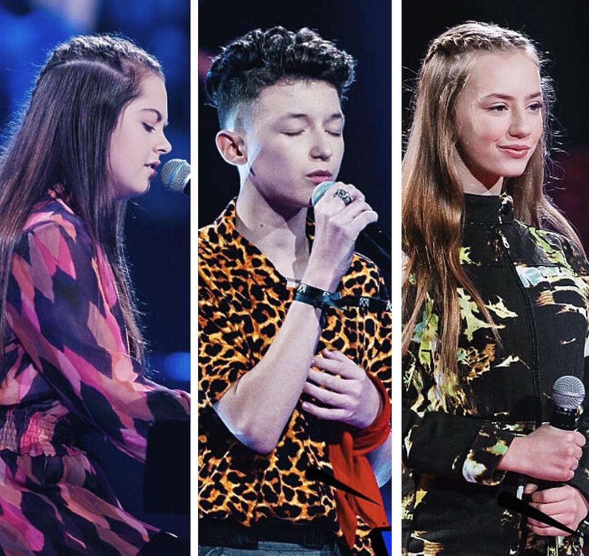 Finaliści The Voice Kids