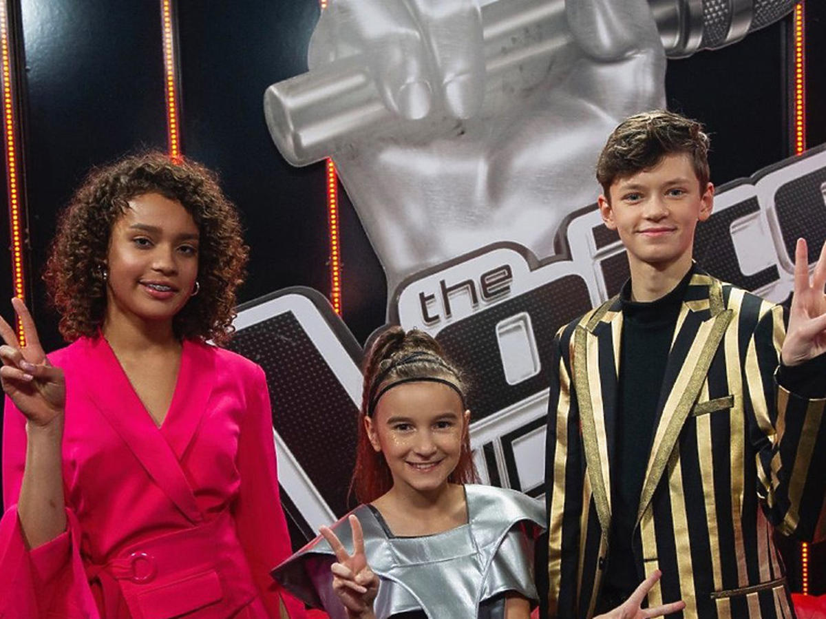 "Finaliści ""The Voice Kids"""