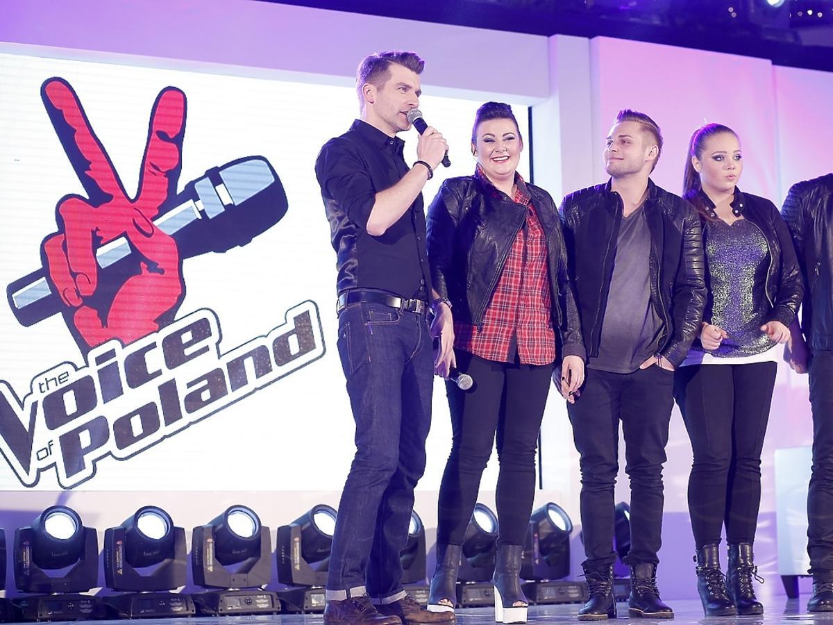 Finaliści The Voice of Poland w Złotych Tarasach