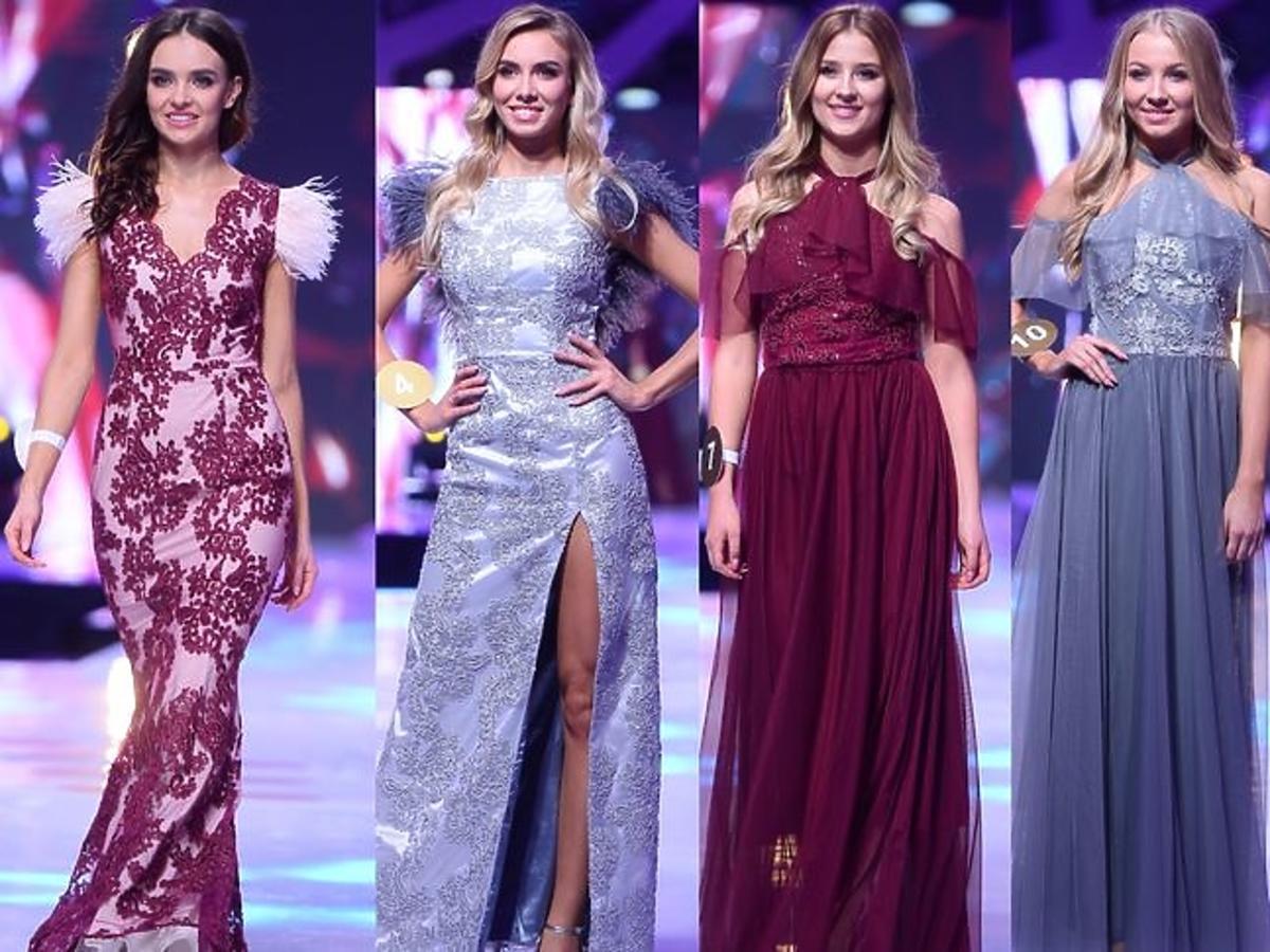 Finalistki konkursu Miss Polonia 2018