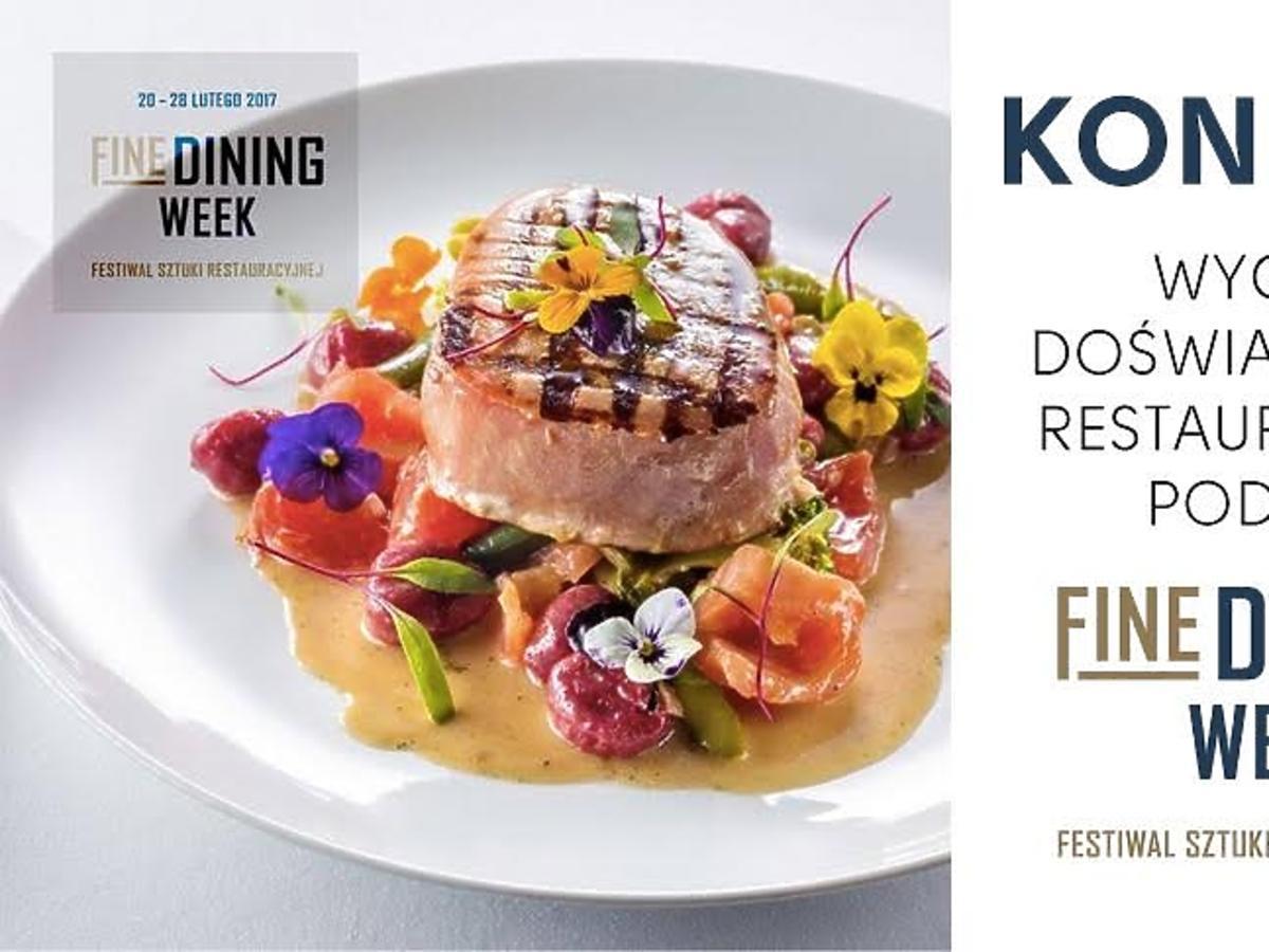 Fine Dining Week - konkurs