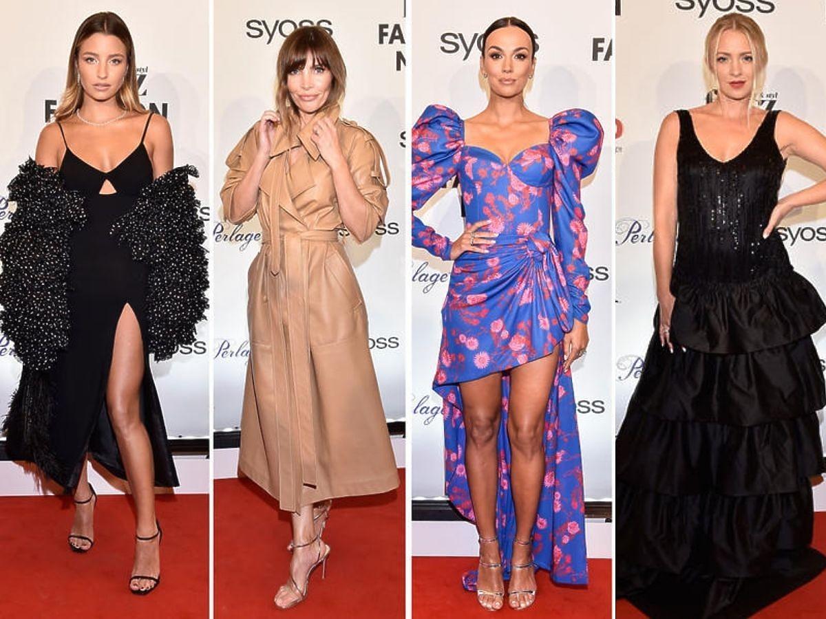 Flesz Fashion Night: Julia Wieniawa, Agnieszka Dygant, Paulina Krupińska, Barbara Kurdej-Szatan