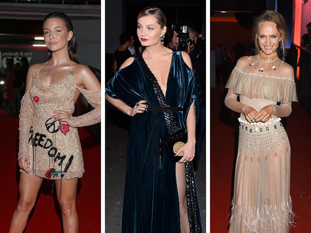 Flesz Fashion Night  - najpiękniejsze kreacje