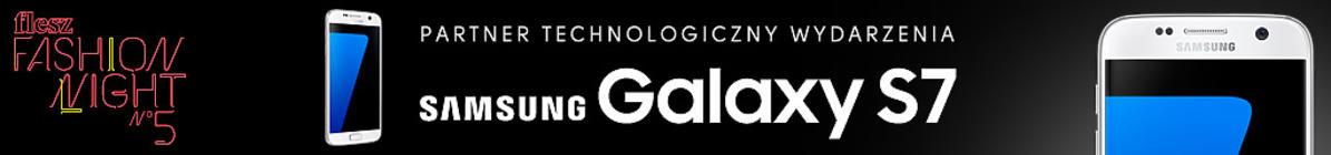 Flesz Fashion Night - współpraca z Samsungiem