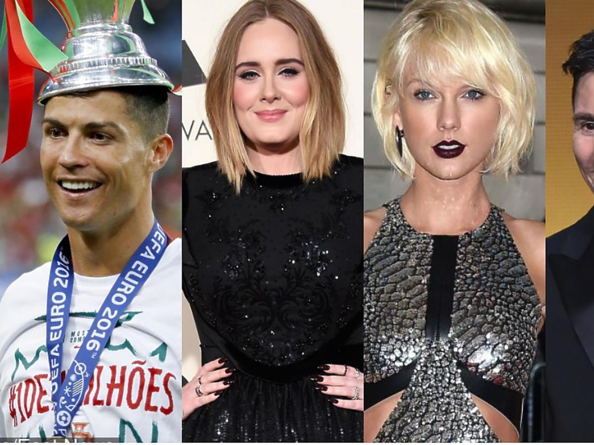 Forbes, najbogatsi celebryci