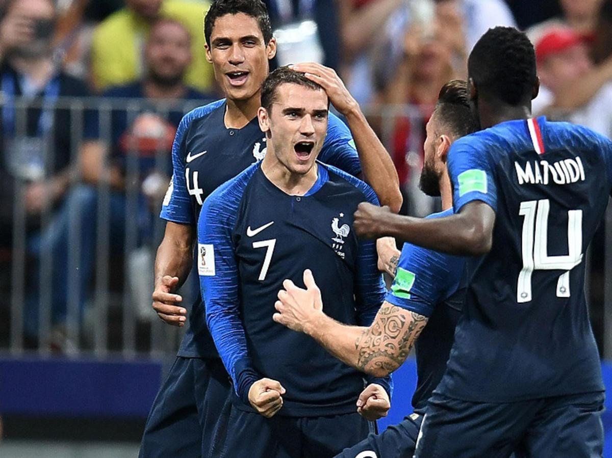 Francja wygrywa w finale Mundialu