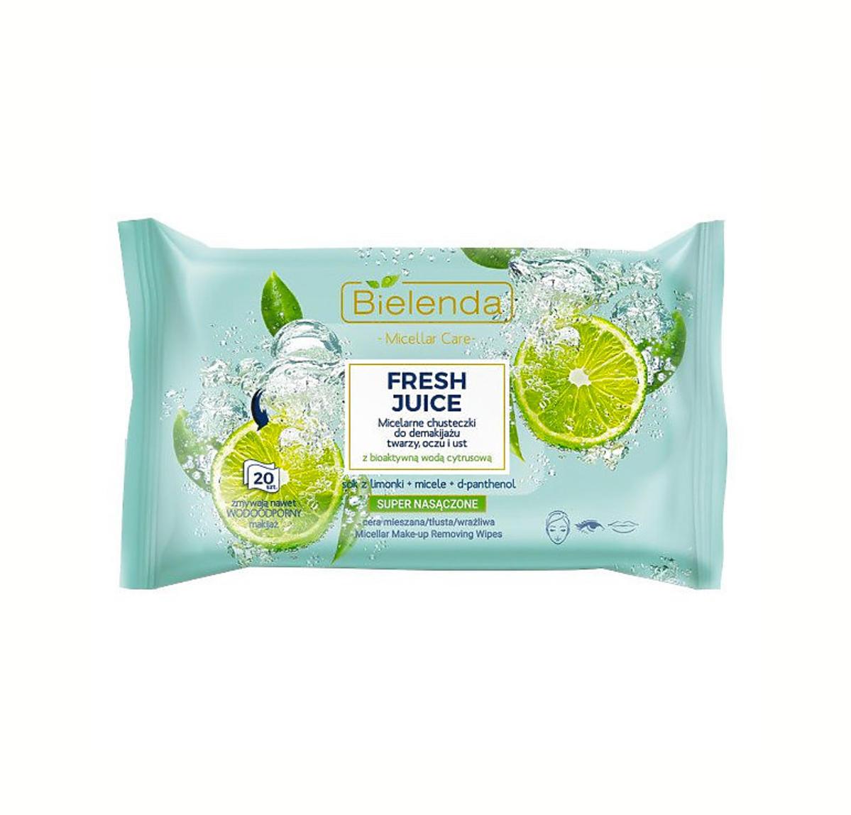 Fresh Juice od Bielendy, 10,99 zł za 20 sztuk