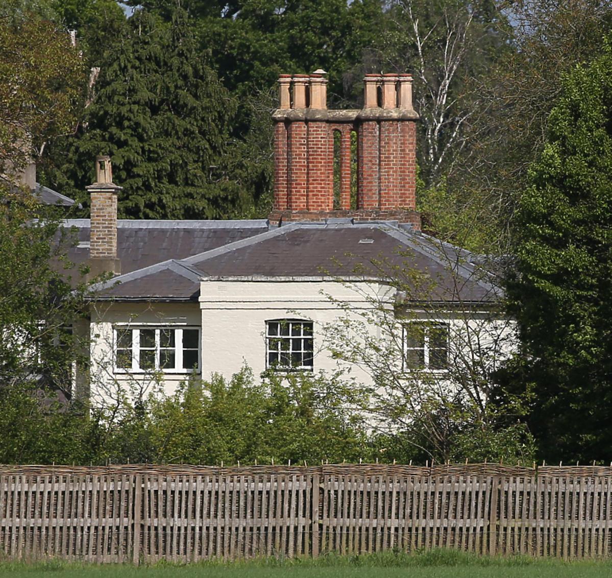 Frogmore Cottage, rezydencja - dom Meghan i Harry'ego
