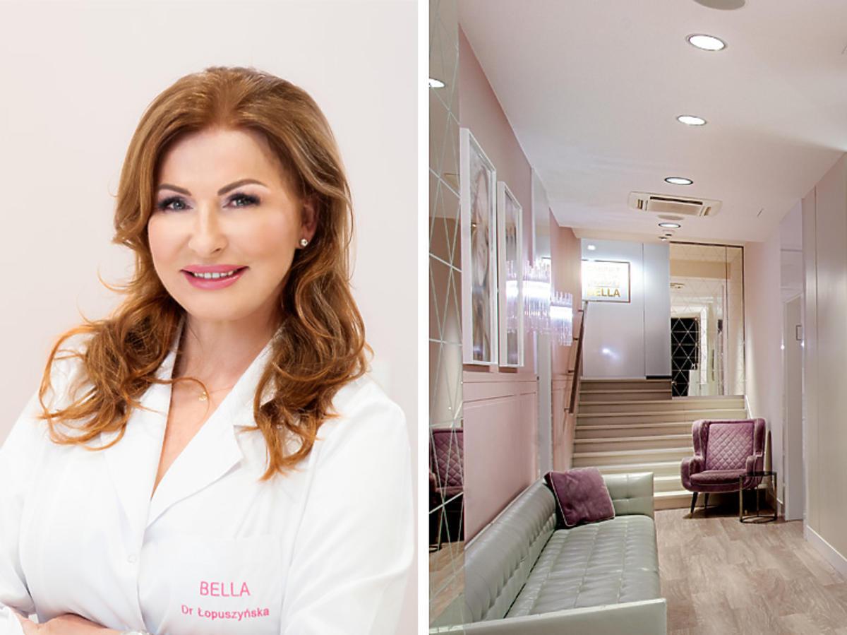Magdalena Łopuszyńska, Gabinet Kosmetyki Lekarskiej Bella