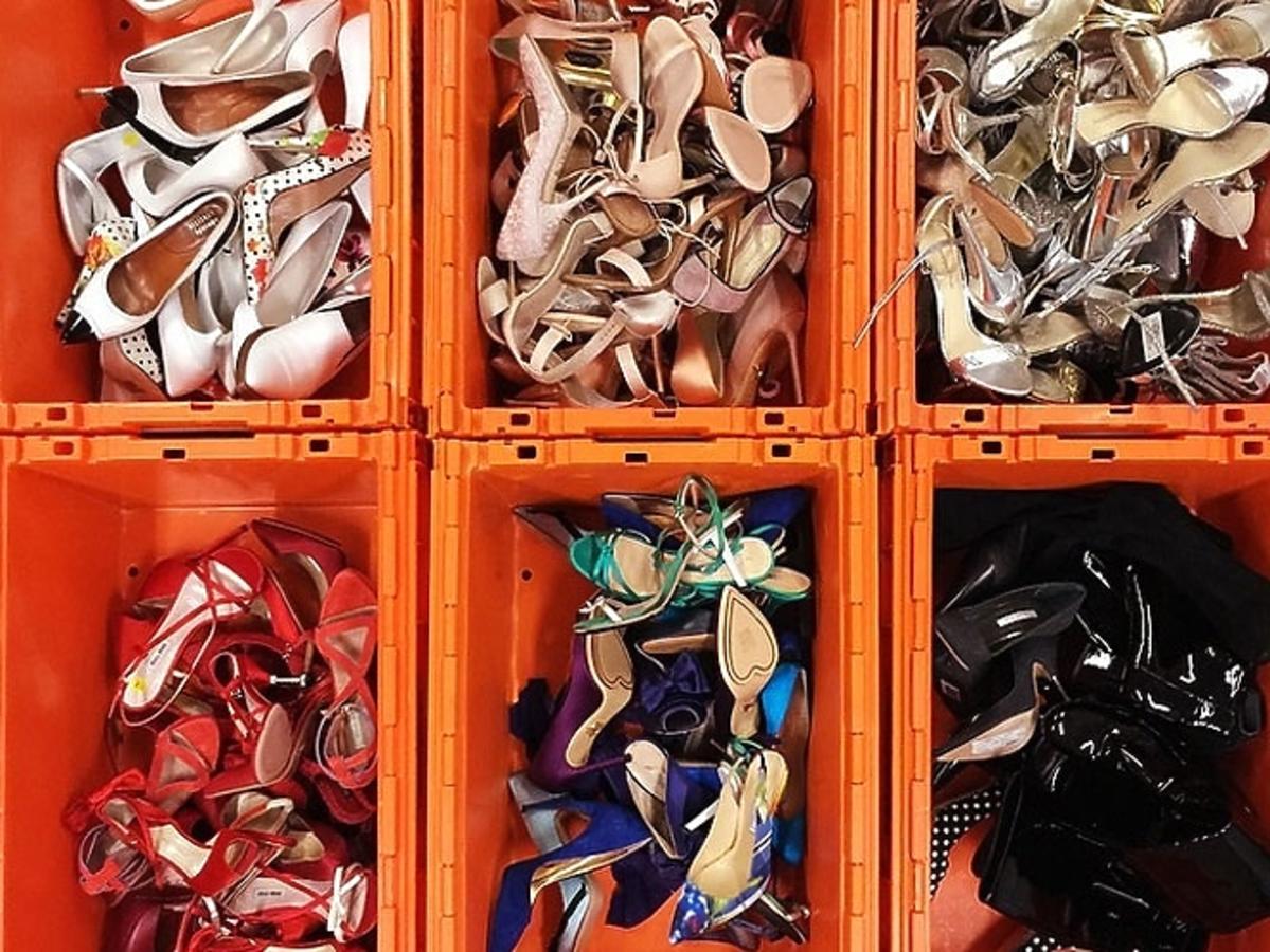 Garderoba w Vogue
