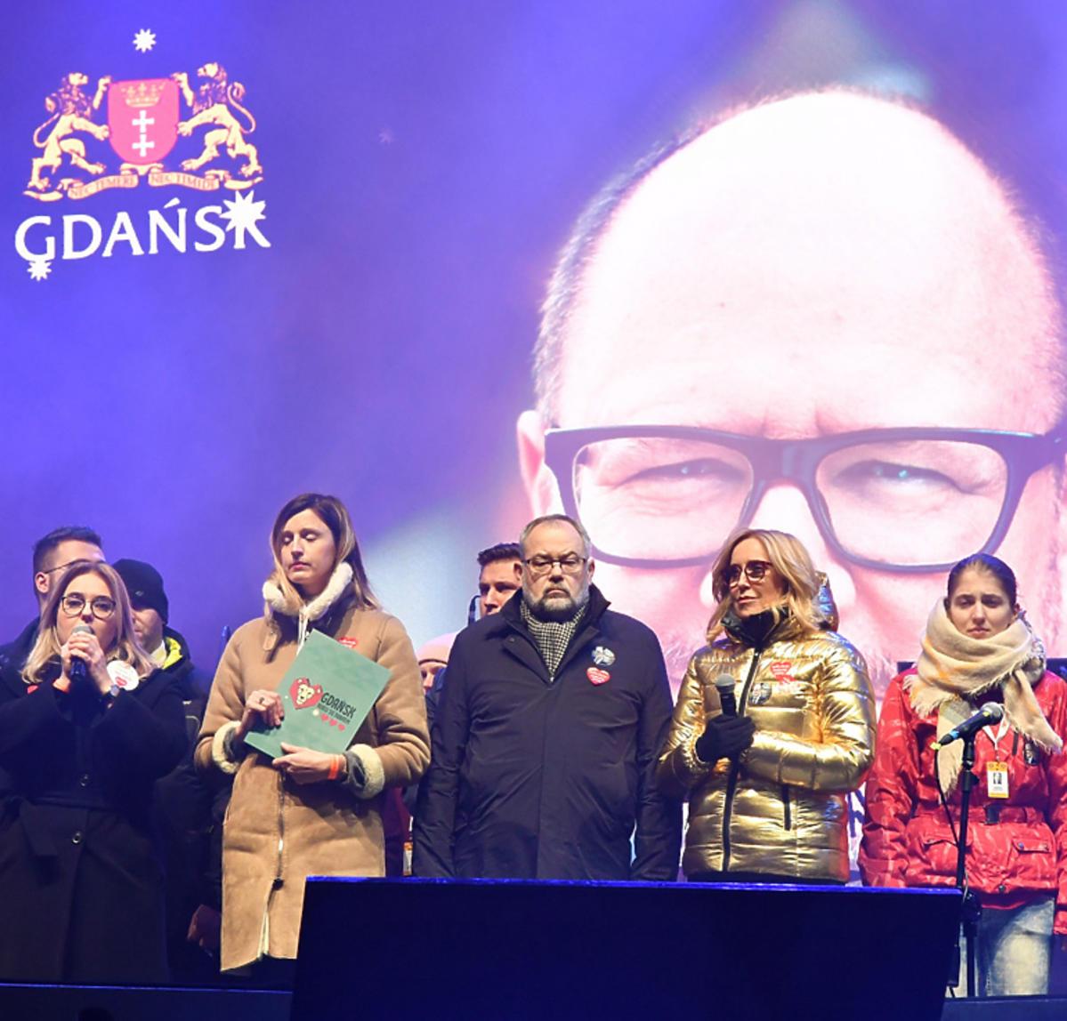Gdańsk oddał hołd Pawłowi Adamowiczowi