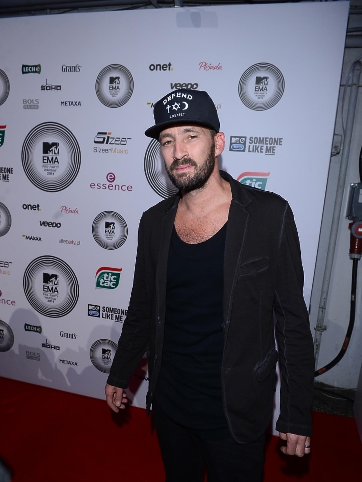 Gentelman na MTV EMA 2014 PreParty