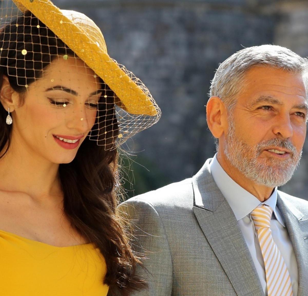 George Clooney, Amal Clooney