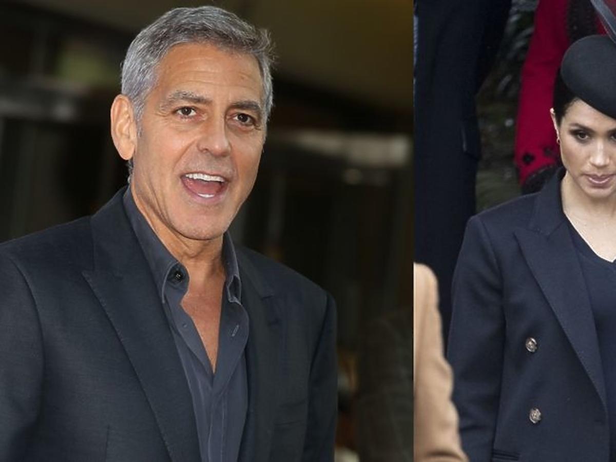 George Clooney broni Meghan Markle