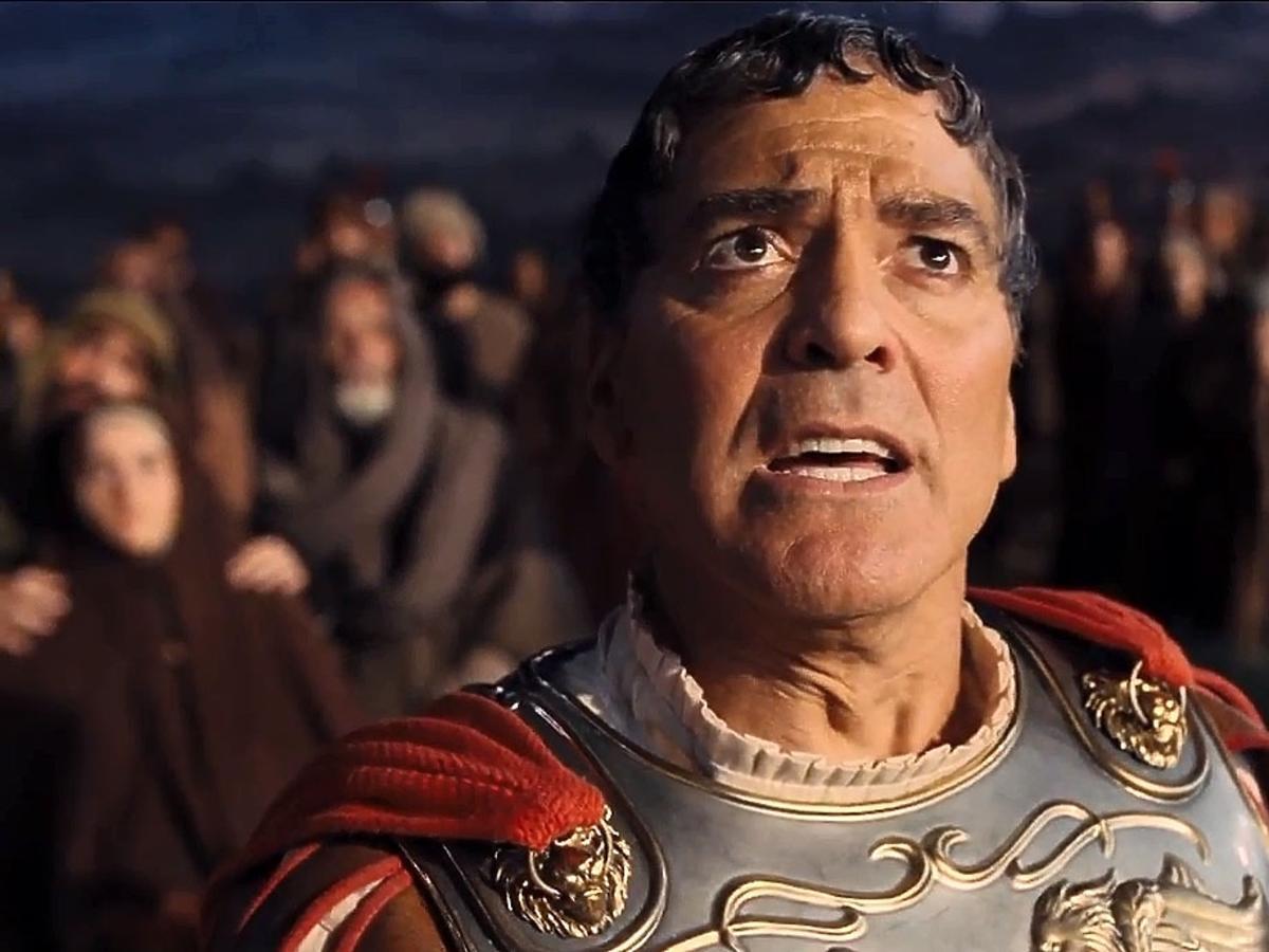 George Clooney jako Cezar
