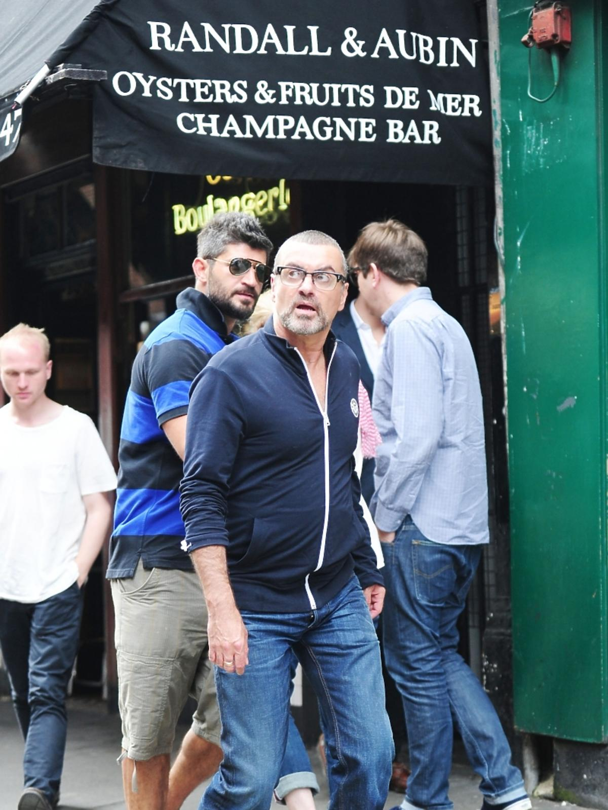 George Michael, Fadi Fawaz, spacer