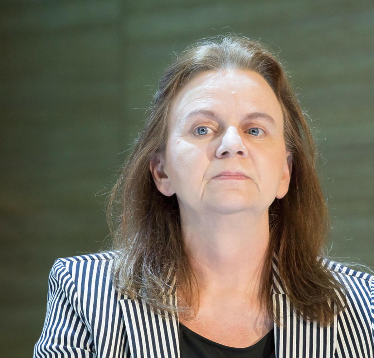 Gertruda Uścińska, prezes Zakładu Ubezpieczeń Społecznych