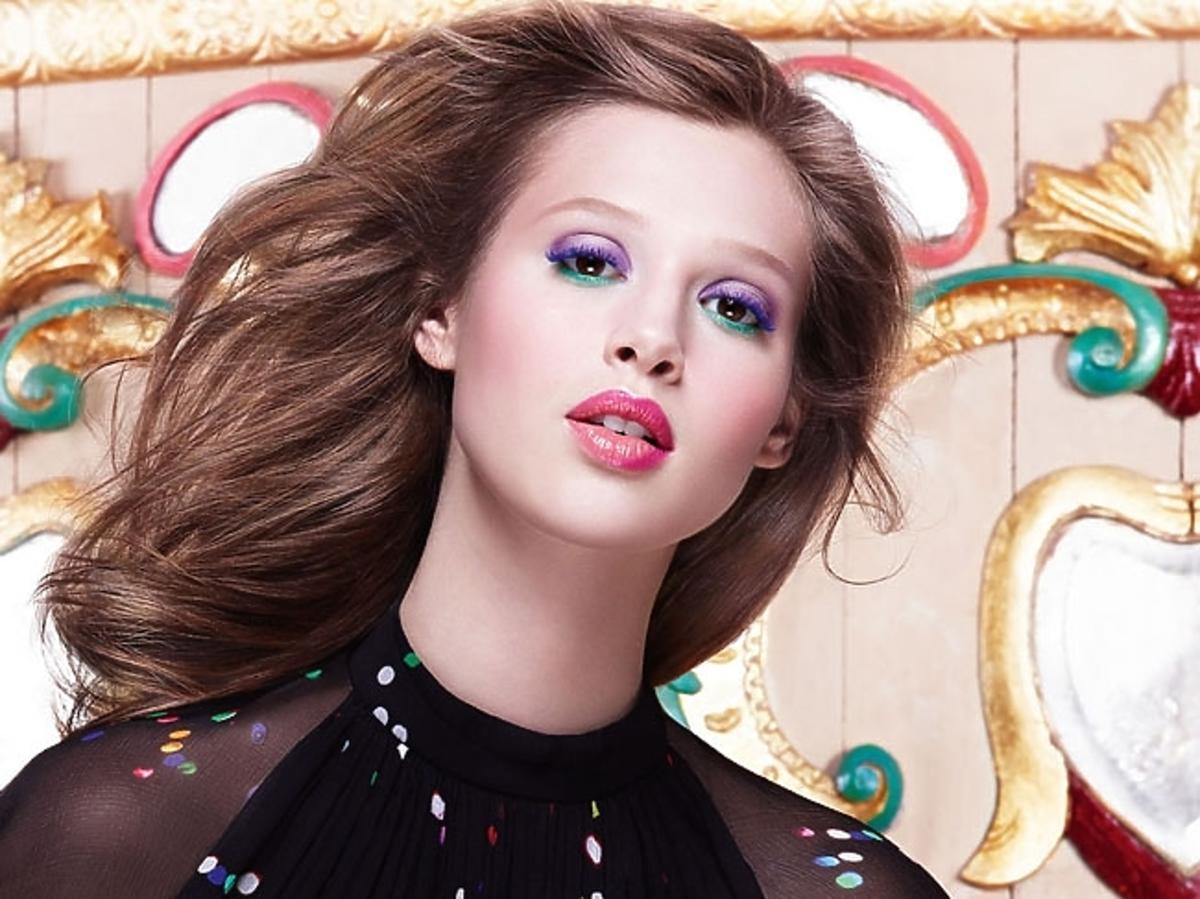 Givenchy makijaż wiosna 2015