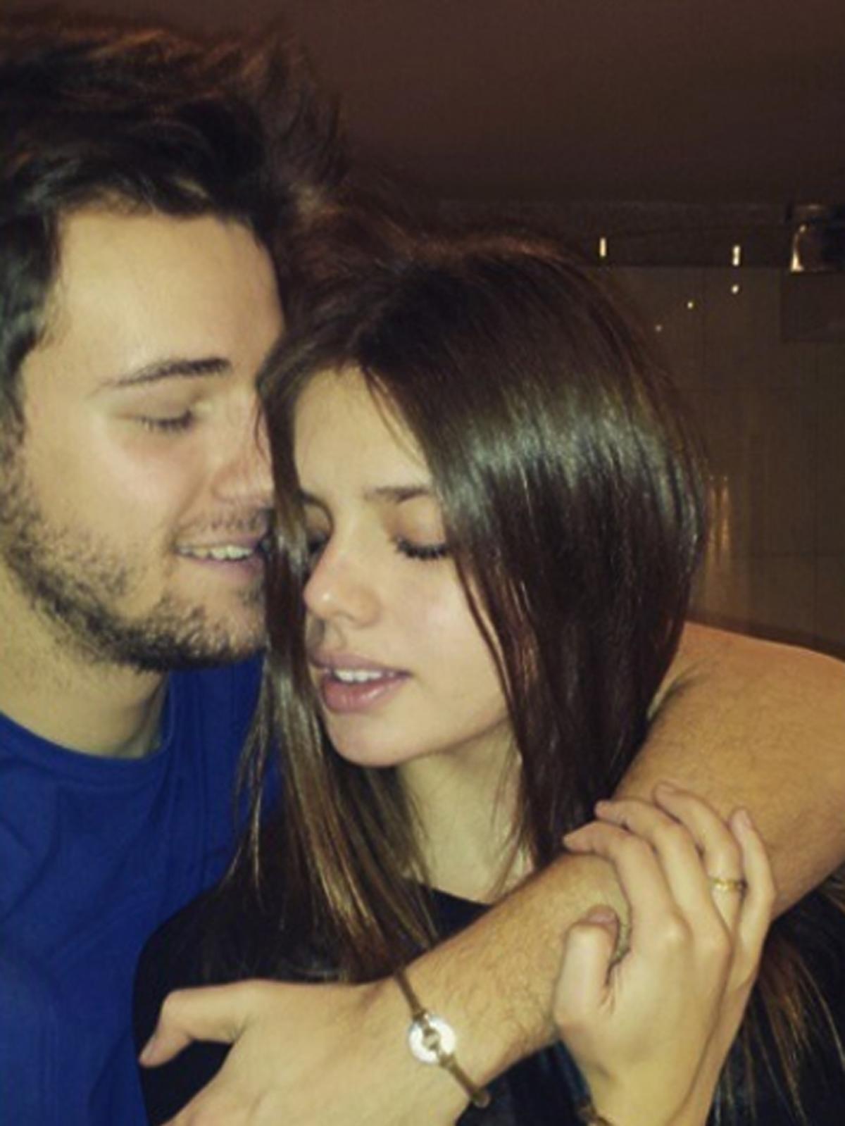 Góral i Olga Kaczyńska prawie zaręczeni
