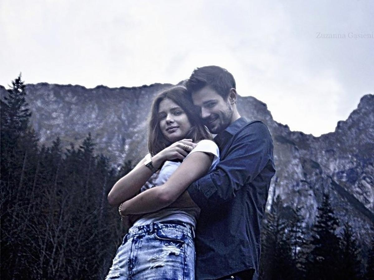 Góral i Olga Kaczyńska z Top Model są parą