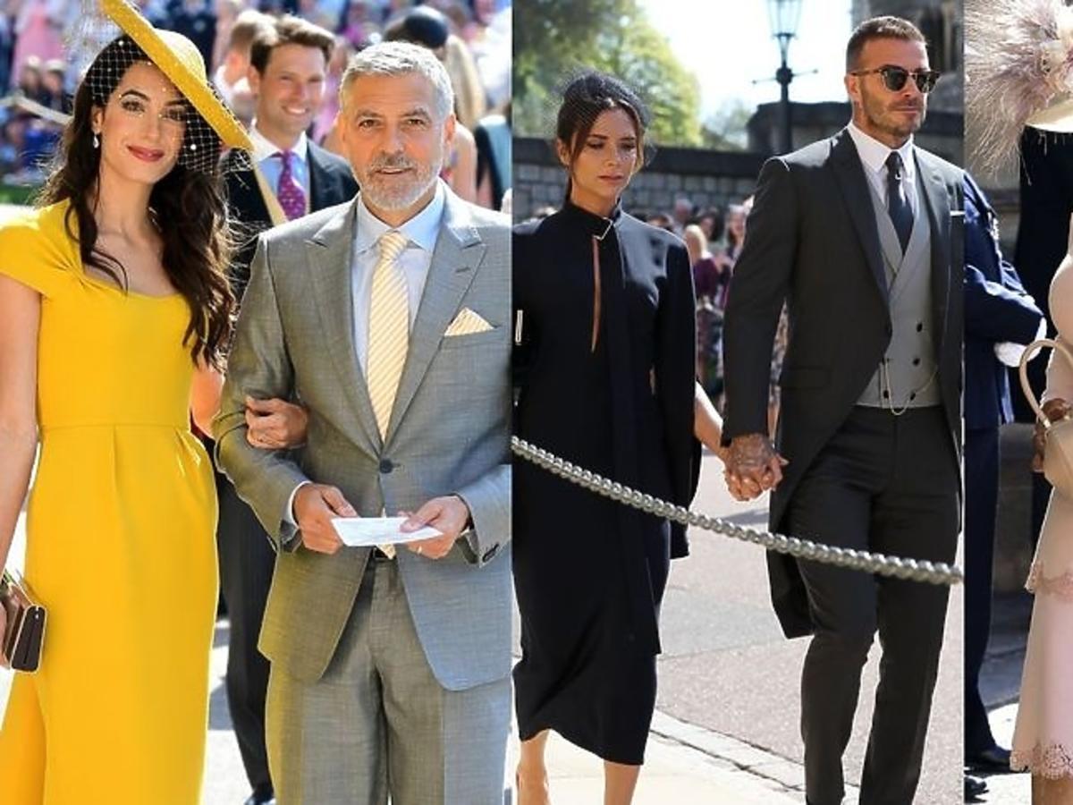 Goście na ślubie Meghan Markle i księcia Harry'ego