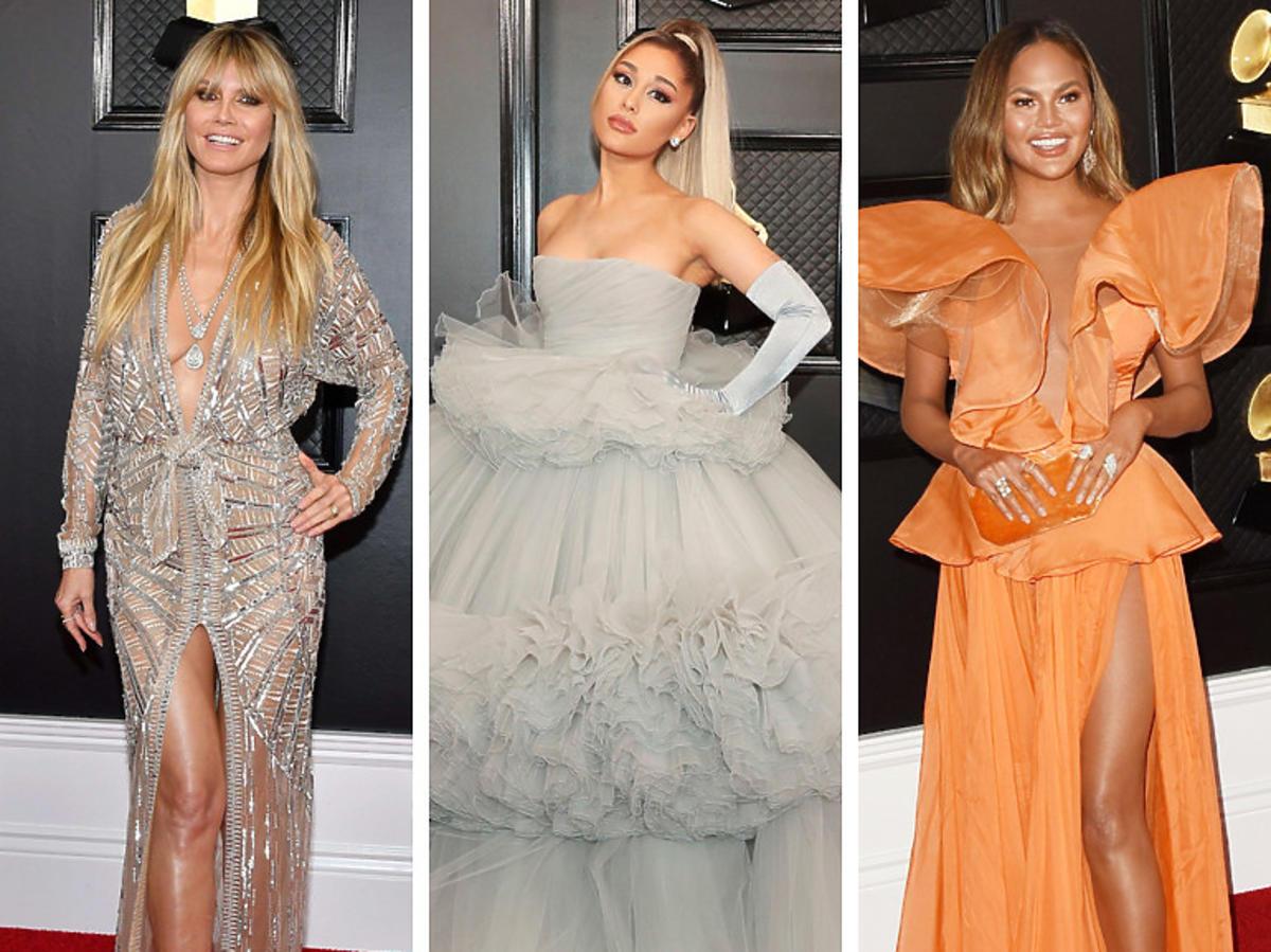 Grammy 2020, najpiękniejsze stylizacje