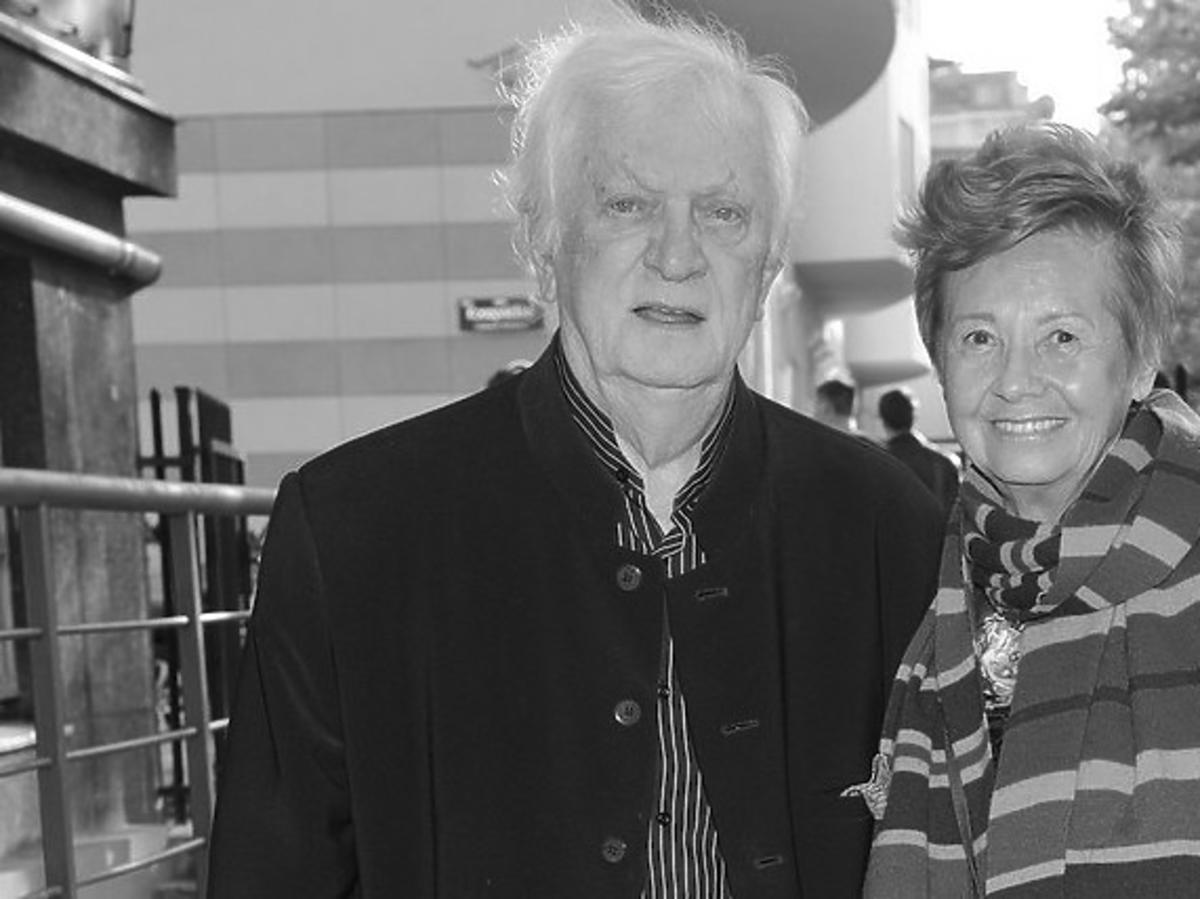 Grażyna i Marian Kociniakowie