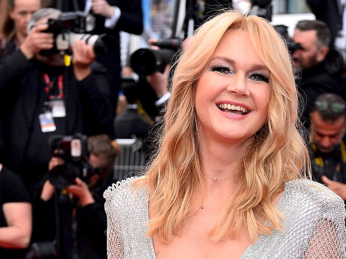 Grażyna Torbicka na festiwalu w Cannes