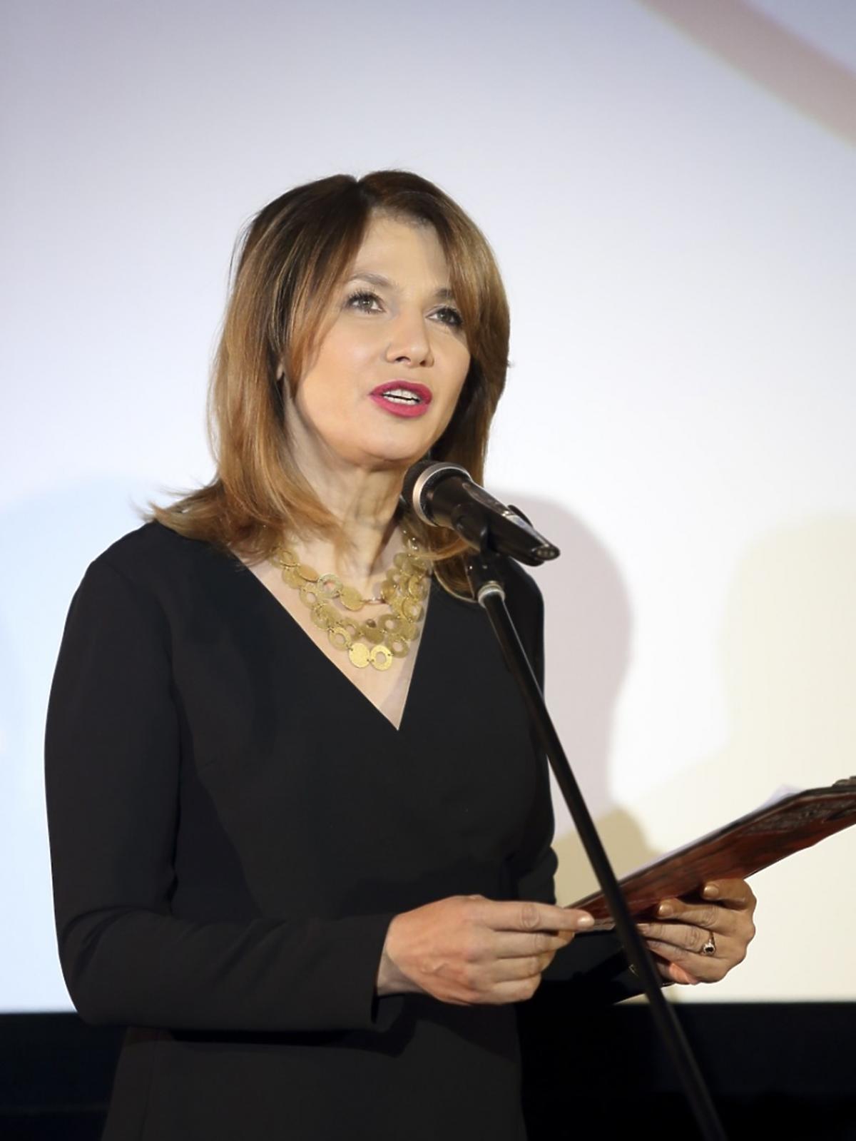 Grażyna Wolszczak na Festiwalu Aktorstwa Filmowego we Wrocławiu