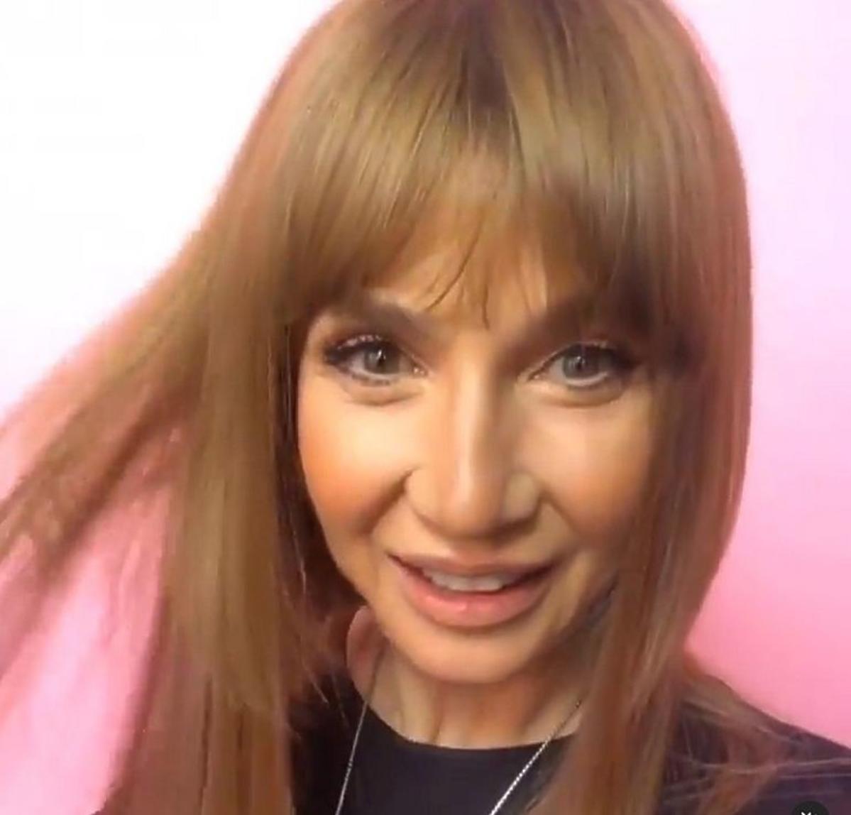 Grażyna Wolszczak zmieniła fryzurę